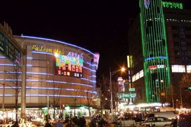dongdaemun-night